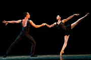 Bouncing along happily: Dance Theatre of Harlem in New Bach