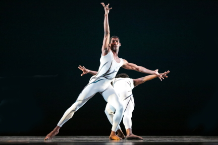 Showing the human spirit in the darkest of circumstances: Dance Theatre of Harlem in Passage