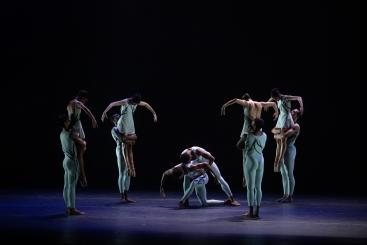 Dance Theatre of Harlem in Passage by Claudia SchreierPhoto Ruben Kappler