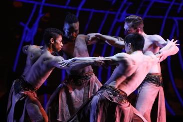 Nai-Ni Chen Dance Company in WhirlwindPhoto Anthony Alverez