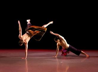 Nai-Ni Chen Dance Company in WhirlwindPhoto Jaqi Medlock