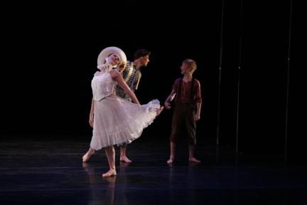 New York Theatre Ballet: Between the Acts – Agnes de Mille