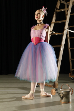New York Theatre Ballet in Agnes De Mille'sDebut at the OperaPhoto Richard Termine