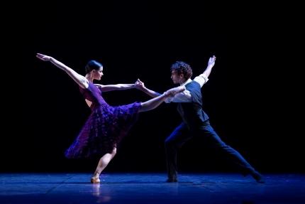 Polish National Ballet in an often dramatic New Year Gala