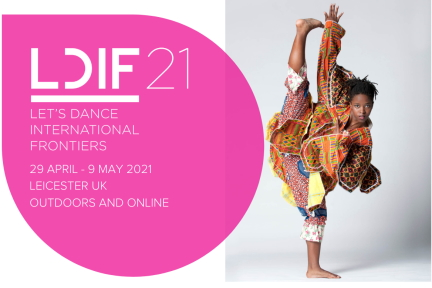Let's Dance International Frontiers 2021 – Socially Engaged Art: Can Dance Change the World?