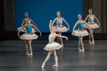 New York City Ballet 2021 Digital Season: Theme and Variations