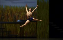 Yuri Possokhov's surreal Swimmer is a splash hit in San Francisco Ballet Digital Season Programme 3