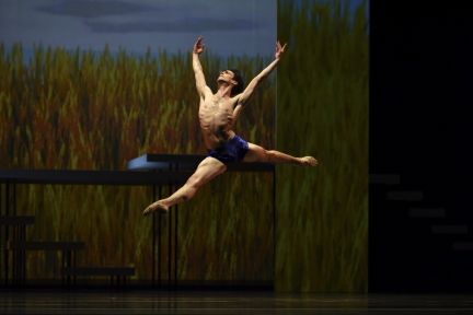 Yuri Possokhov's surreal Swimmer is a splash hit in San Francisco Ballet Digital Season Programme 3