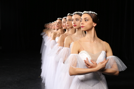 State Ballet of Georgia in GisellePhoto courtesy State Ballet of Georgia