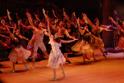 A new film looks at a fine company: State Ballet of Georgia Today