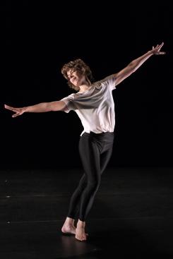 Rosie Kay in Adult Female DancerPhoto Brian Slater