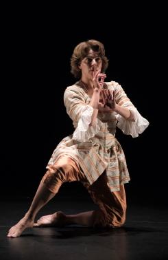 Rosie Kay in Artemis ClownPhoto Brian Slater