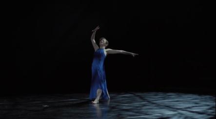 Ida Kummervold in I Can Let Go NowStill from streaming