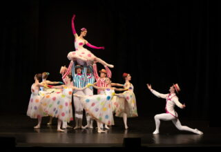 Sharing and shining: English National Ballet School's Summer Show