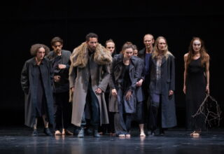 Reflecting the complexity and madness of today's world: Tanztheater Wuppertal Pina Bausch in Schlafende Frau