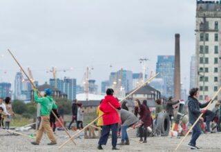 Coming together again: Charlotte Spencer Projects' Is this a Waste Land?