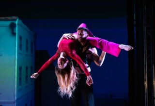 Dark days, inner voices and coming through: Nobody by Motionhouse